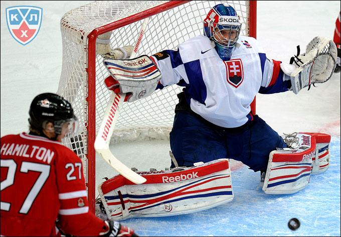 28 декабря 2012 года. Уфа. Молодежный чемпионат мира. Групповой турнир. Канада — Словакия — 6:3