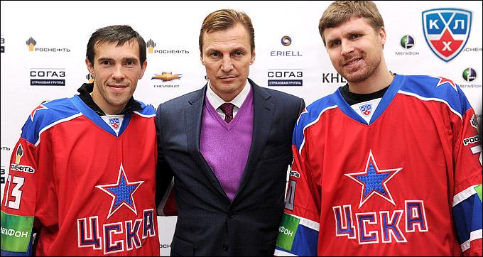 Павел Дацюк и Илья Брызгалов — ожидаемый дебют