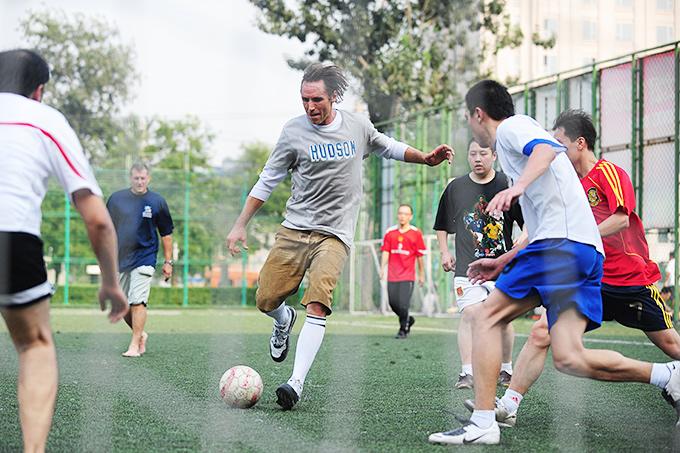 Нэш мог стать футболистом