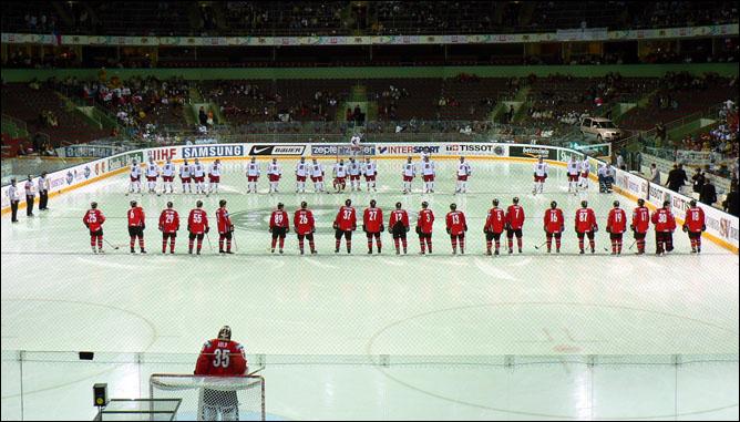 Хоккей. История чемпионатов мира. Часть 26. ЧМ-2006. Фото 02.