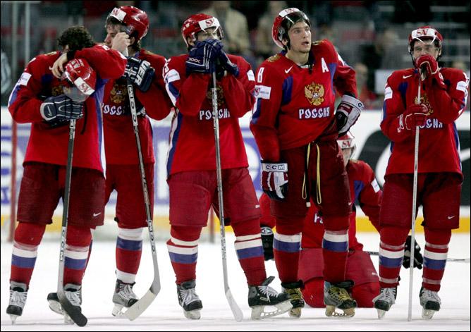 Хоккей. История чемпионатов мира. Часть 26. ЧМ-2006. Фото 06.