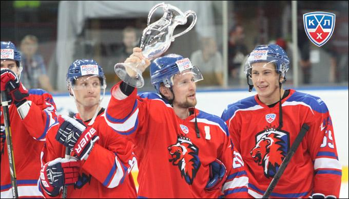 Один трофей пражане уже завоевали, став первыми обладателями кубка Праги