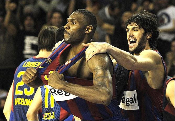 Фото игроков Барселоны (2)