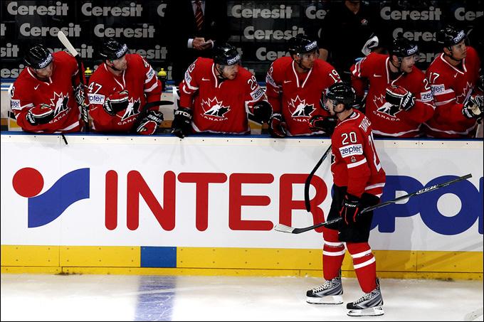 Джон Таварес и сборная Канады