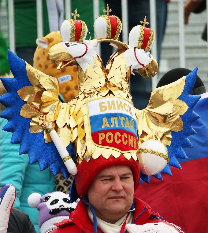 Российские болельщики — самые креативные