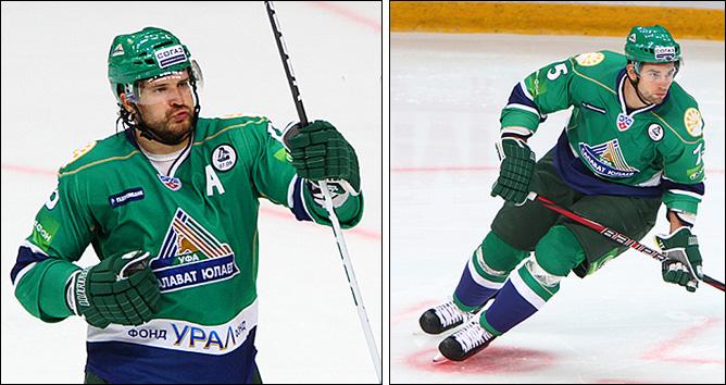 Александр Свитов и Рихард Стеглик