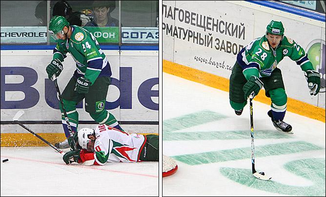 Виталий Прошкин и Константин Кольцов