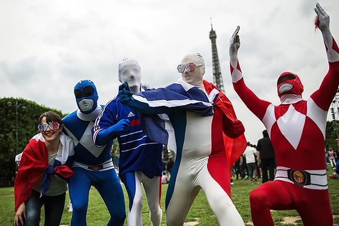 Евро-2016. Мгновения первого дня