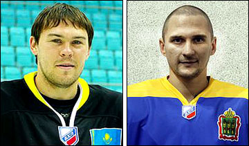 Семен Кокуев и Алексей Иванов