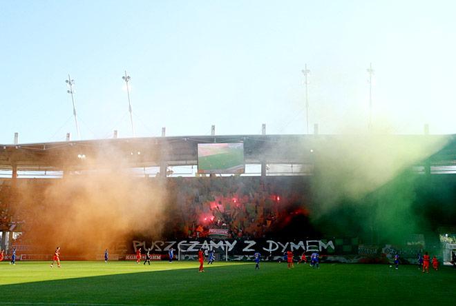 Стадион «Нецеча» в Жабно нуждается в серьёзной реконструкции
