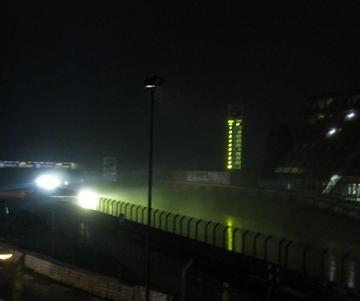 """Нюрбургринг"" ночью. Скоро будет красный флаг"