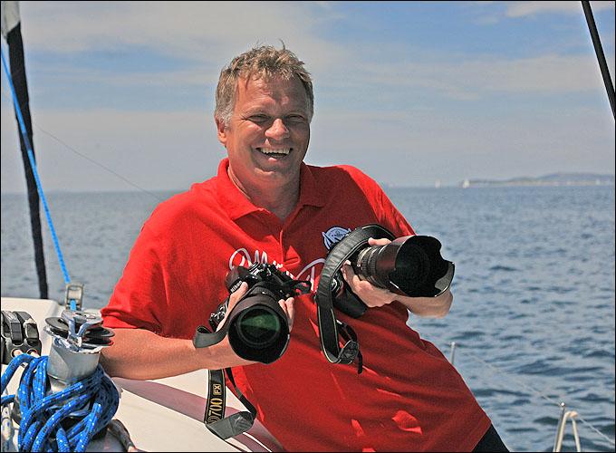 Леонид Дубейковский – фотограф и метеоролог