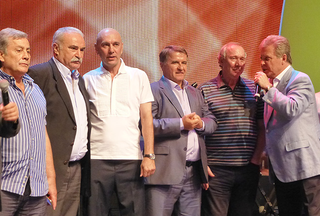 Гуцаев, Чивадзе, Хидиятуллин, Латыш, Романцев, Лещенко