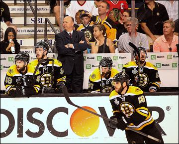 "Итоги сезона НХЛ. ""Бостон Брюинз"". Клод Жюльен и его команда"