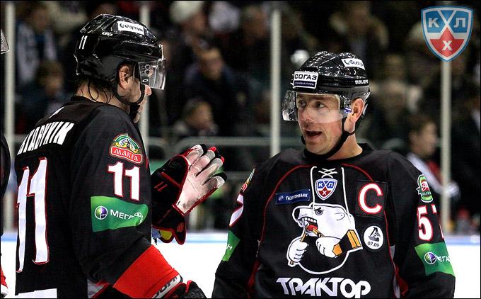 Дмитрий Рябыкин и Владимир Антипов