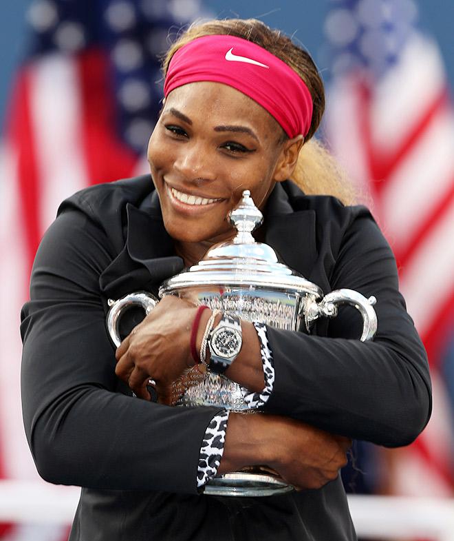 Серена завоевала 18-й титул на турнирах «Большого шлема»