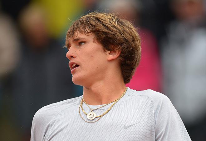 17-летний Зверев пробился в полуфинал