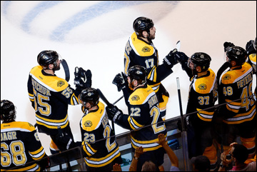 "Итоги сезона НХЛ. ""Бостон Брюинз"""