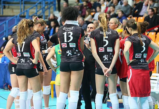 В матче с московском «Динамо» Валентина Диуф не показала свой максимум