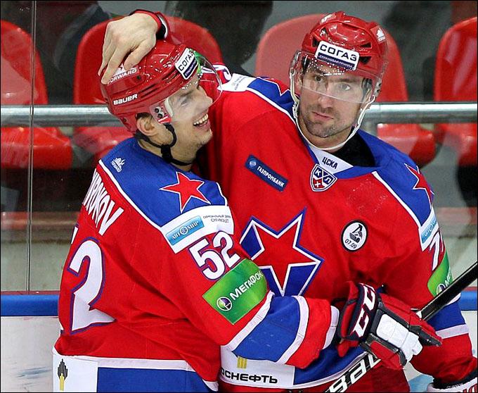 Алексей Широков и Александр Гуськов