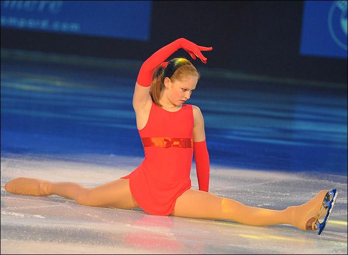 Юлия Липницкая — будущее росиского фигурного катания