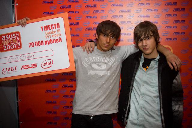 Cooller и Cypher в 2007 году
