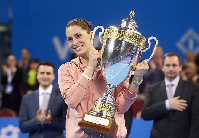 Петкович завоевала третий титул в сезоне