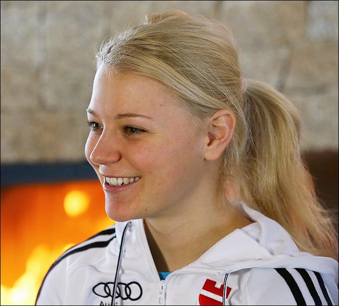 Мириам Гёсснер (Германия)