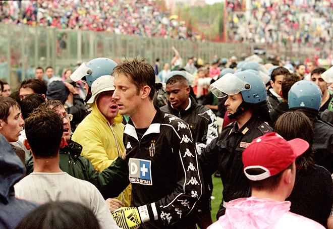 """В сезоне-1999/2000 """"Лацио"""" опередил в таблице """"Ювентус"""" лишь на одно очко"""