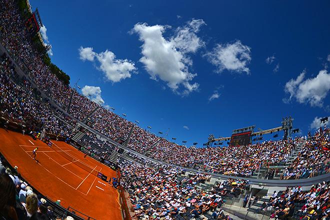 Турнир в столице Италии — один из значимых в грунтовом сезоне