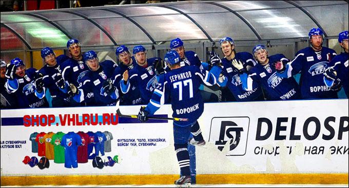Руслан Берников и его команда