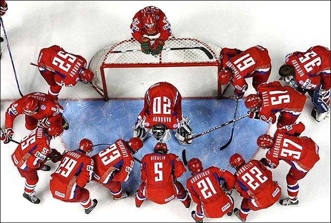 Хоккей. История чемпионатов мира. Часть 28. ЧМ-2008. Фото 02.