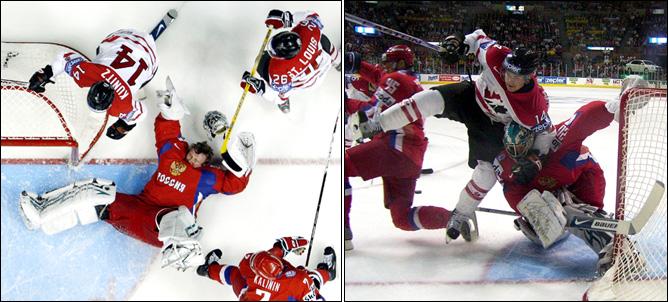 Хоккей. История чемпионатов мира. Часть 28. ЧМ-2008. Фото 05.