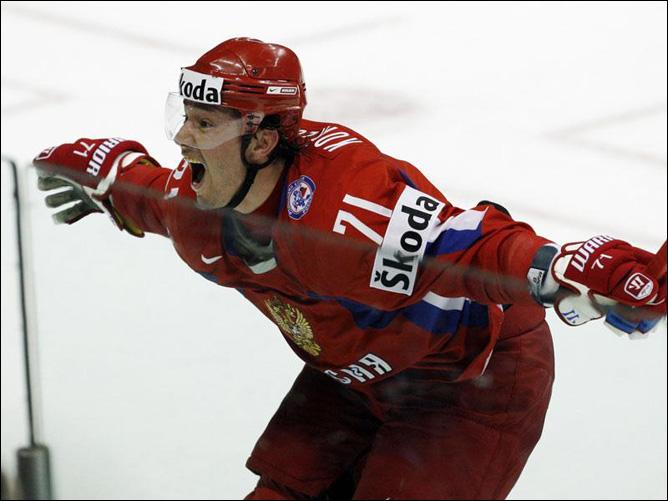Хоккей. История чемпионатов мира. Часть 28. ЧМ-2008. Фото 06.