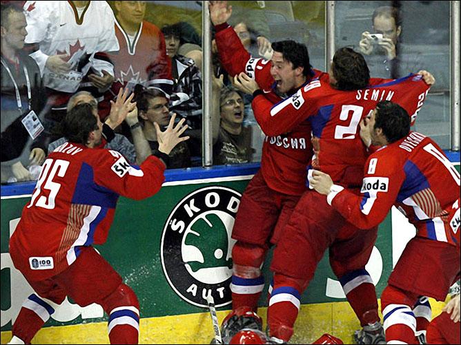 Хоккей. История чемпионатов мира. Часть 28. ЧМ-2008. Фото 08.