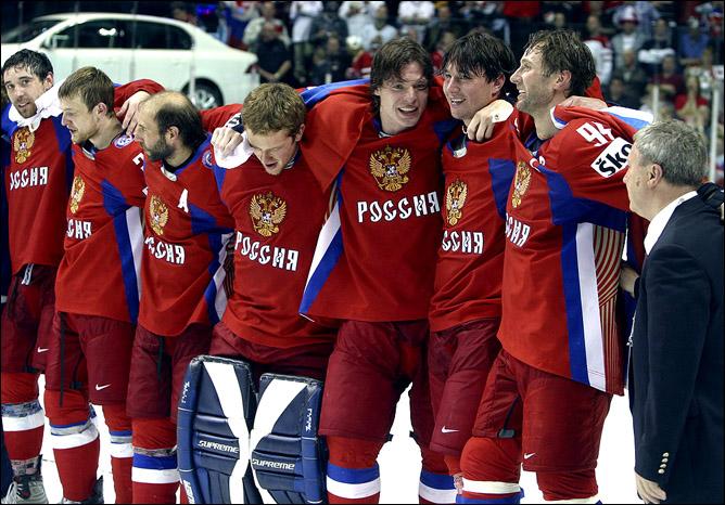Хоккей. История чемпионатов мира. Часть 28. ЧМ-2008. Фото 10.