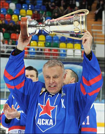 Вячеслав Фетисов никогда не устанет побеждать. Иначе он просто не умеет