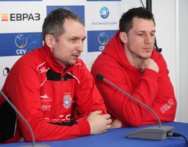 Анджей Коваль и Алекс Ахрем