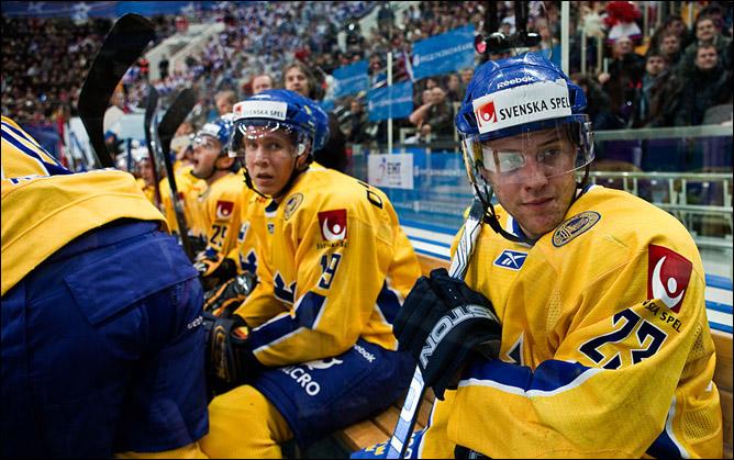 Соперник-14. Сборная Швеции. Фото 01.