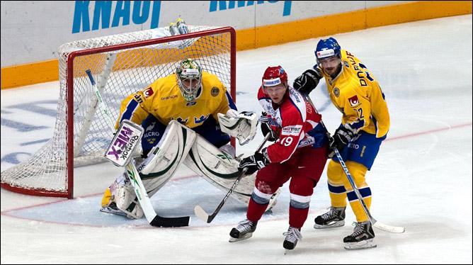 Соперник-14. Сборная Швеции. Фото 03.