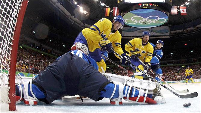 Соперник-14. Сборная Швеции. Фото 05.