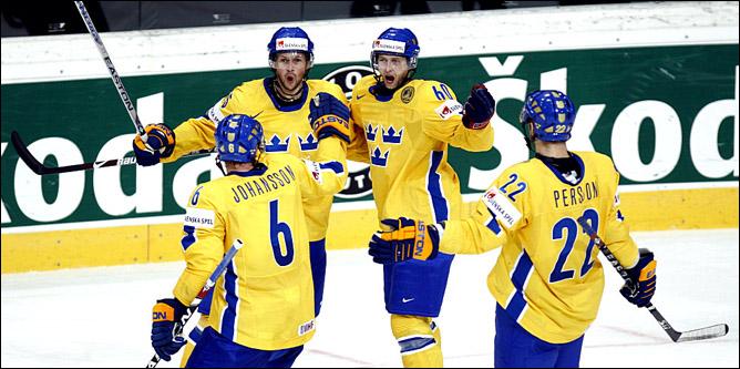 Соперник-14. Сборная Швеции. Фото 07.