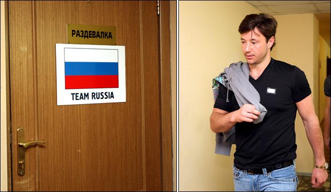 06.05.2010. Новогорск. Пресс-конференция. Фото 02.