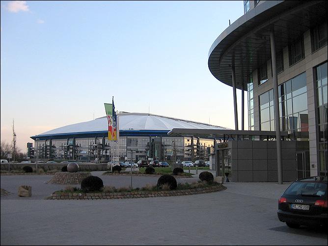 Veltins-Arena. Гельзенкирхен. Фото 03.