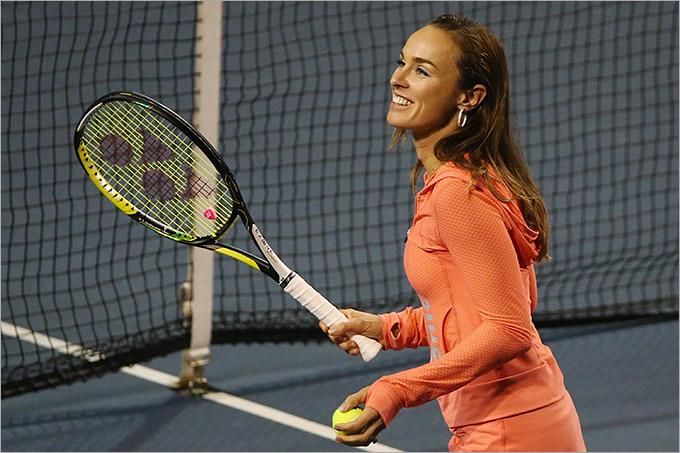 Хингис будет тренировать Лисицки во время Australian Open
