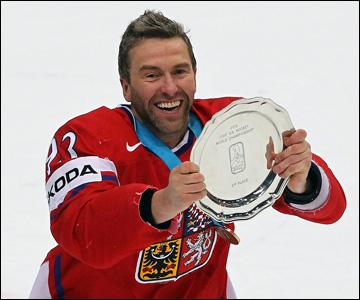 Петр Недвед, 42 года