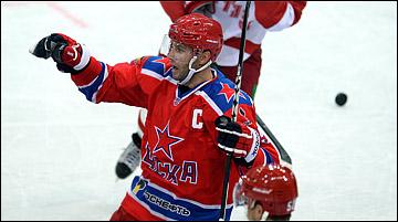 Алексей Морозов – идеальный капитан по лидерским и человеческим качествам