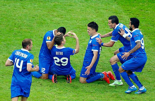 «Днепр» дошёл до финала Лиги Европы