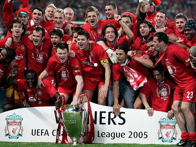 «Ливерпуль» — победитель Лиги чемпионов 2005 года