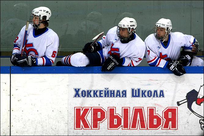 """Хоккейная школа """"Крылья Советов"""""""